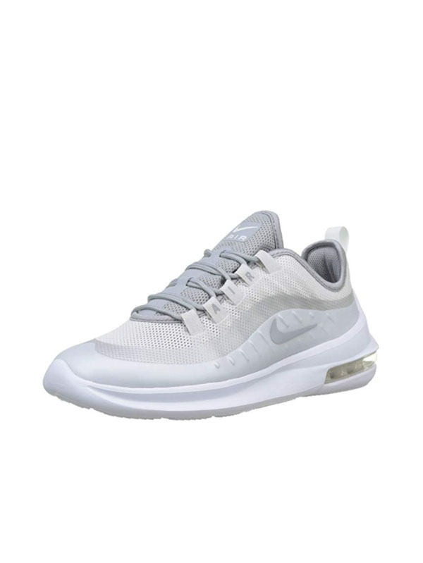 SCARPA NIKE AIR MAX AXIS PLATINUM TINT/WOLF GREY-WHITE – ABM Calzature